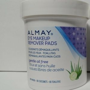 Almay Eye Makeup Remover Pads Gentle Oil Free 5$25